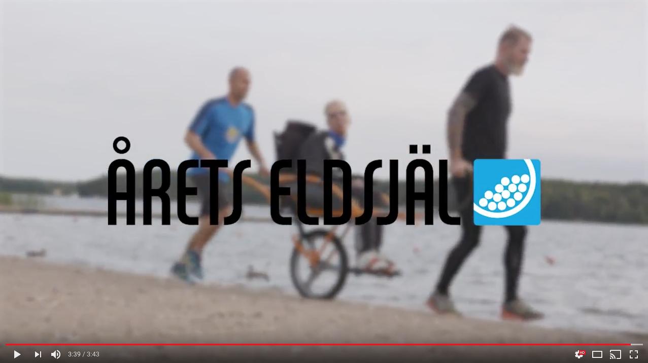 Årets eldsjäl 2018 – Joëletten i nomineringsvideo